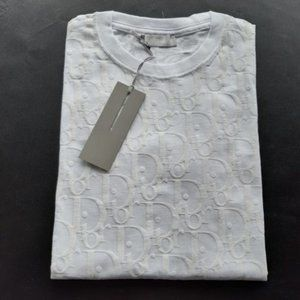 Dior Men Tshirt For Men White
